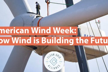 American Wind Week: How Wind is Building the Future