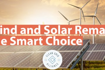 Wind and Solar Remain the Smart Choice