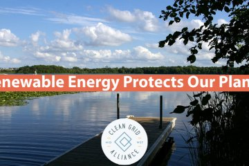 Renewable Energy Protects Our Planet