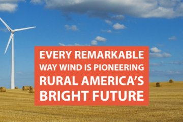 Every remarkable way wind is pioneering rural America's bright future