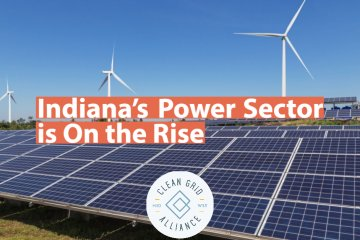 Indiana's Power Sector is On the Rise