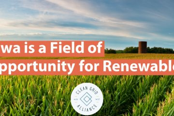 Iowa is a Field of Opportunity for Renewables