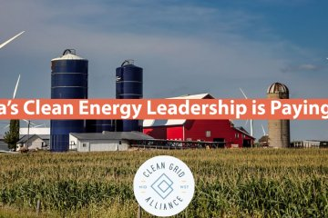 Iowa's Clean Energy Leadership is Paying Off