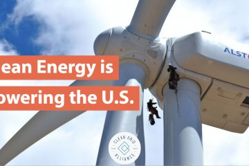 Clean Energy is Powering the U.S.