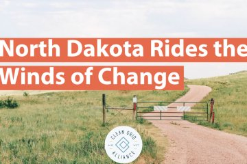 North Dakota Rides the Winds of Change