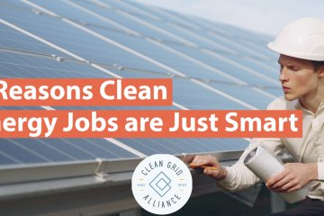 4 Reasons Clean Energy Jobs Are Just Smart
