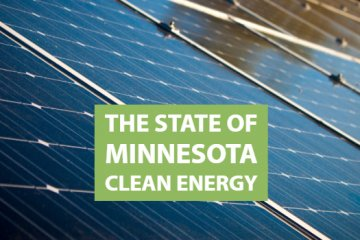 The State of Minnesota Clean Energy