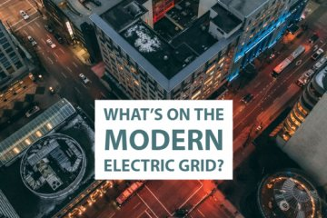 What's On the Modern Electric Grid?