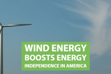 Just Smart: Wind Energy Boosts Energy Independence in America