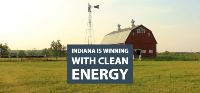 Indiana Is Winning With Clean Energy   Clean Grid Alliance
