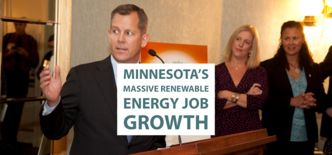 Minnesotas Massive Renewable Energy Job Growth   Clean Grid Alliance