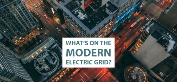 Whats On the Modern Electric Grid   Clean Grid Alliance