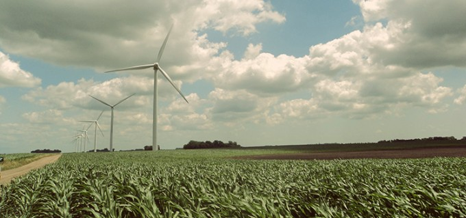 Wind Energy Helps Farmers