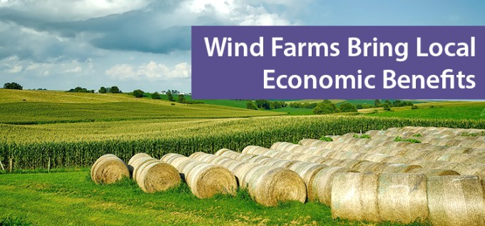 Wind Farms Bring Local Economic Benefits   Wind on the Wires